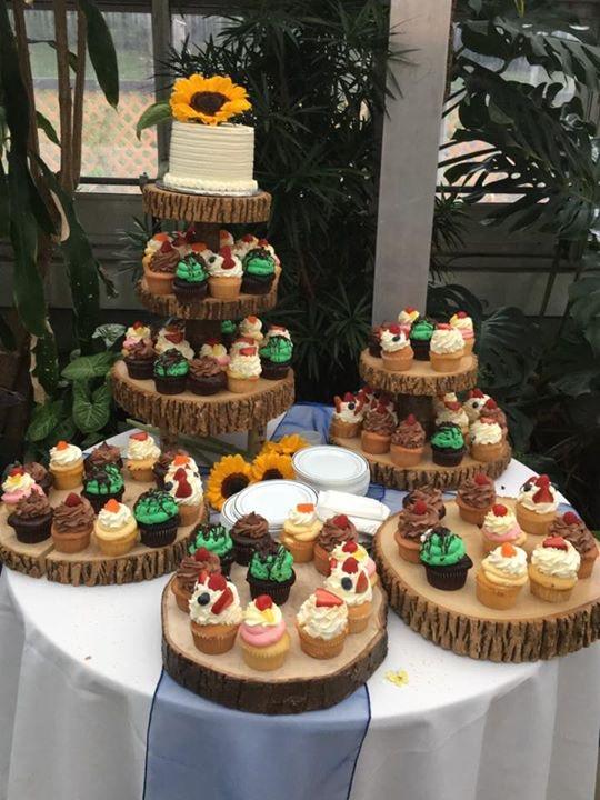 Wedding cupcakes cutie pies bronx zoo wedding cupcakes pic junglespirit Image collections